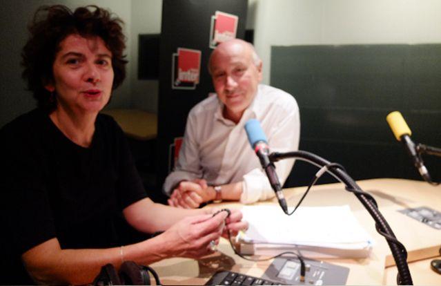 Brigitte Patient et Claude Nori
