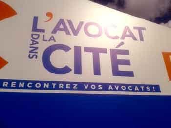 Avocats dans la Cité
