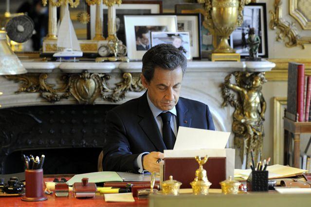 L'enquête sur les sondages de l'Elysée avait été bloquée par l'immunité présidentielle de Nicolas Sarkozy