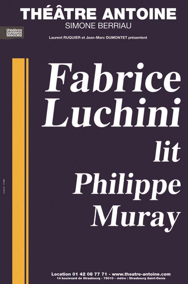 Luchini Philippe Muray