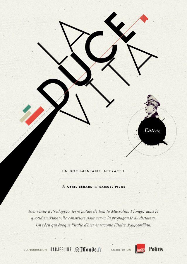 Duce Vita_visuel