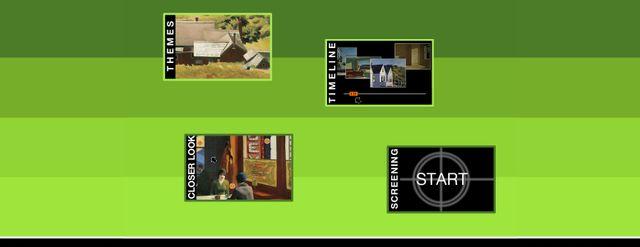 Hopper sur le site de la NGA