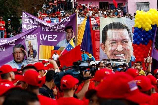 Election au Venezuela