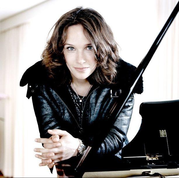 Hélène Grimaud, pianiste