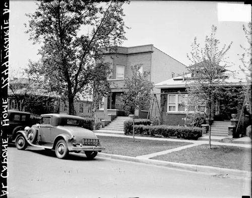Al Capone ( sa maison )