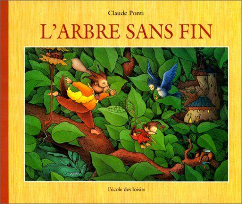 Claude Ponti, L'arbre Sans Fin