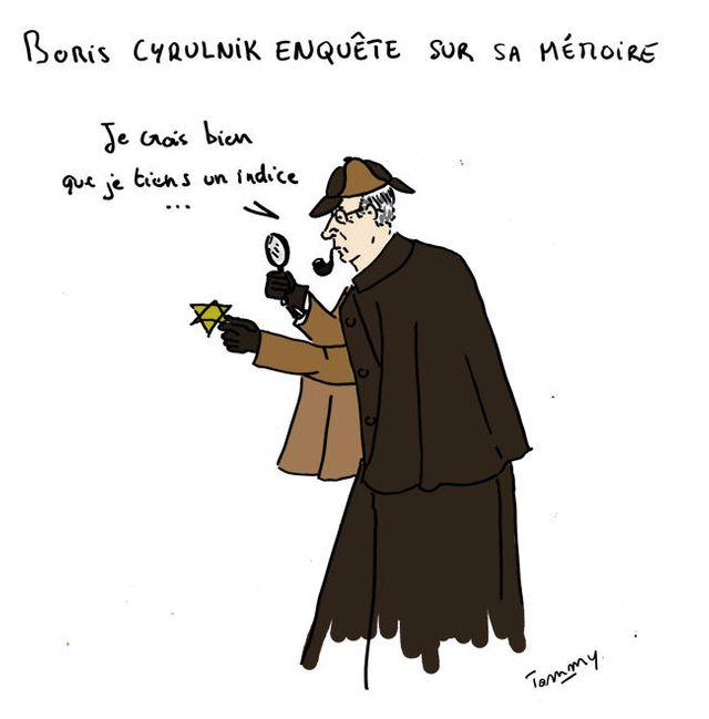 Boris Cyrulnik enquête sur sa mémoire