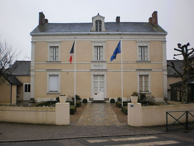 Mairie de La Chapelle Saint Sauveur