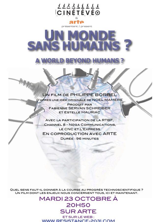 Un monde sans humain