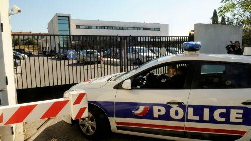 Les locaux de la BAC Nord à Marseille