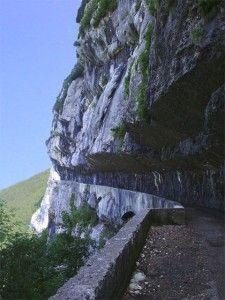 Route des Ecouges, Vercors