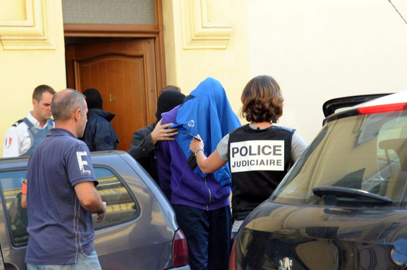 Arrestation d'un islamiste présumé à Cannes