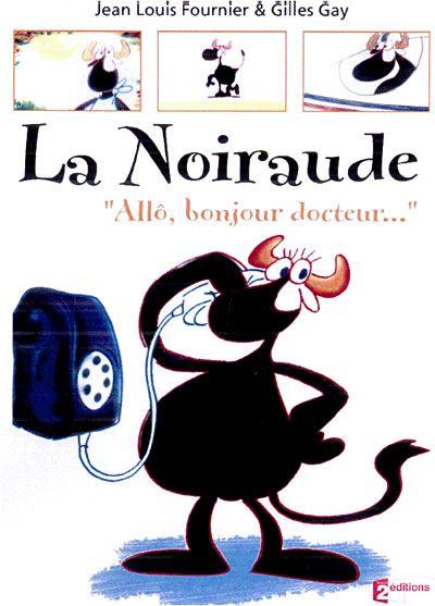 dvd La noiraude