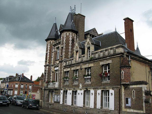 Corbie Mairie