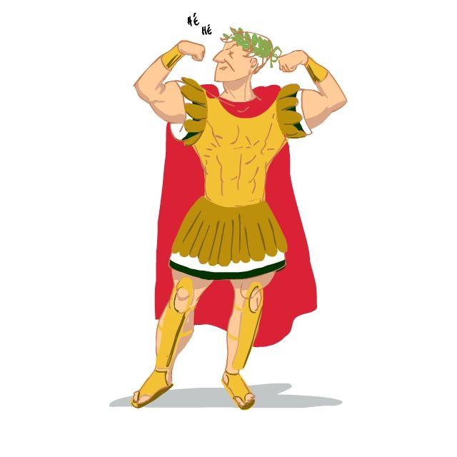 Pourquoi César a battu Vercingétorix