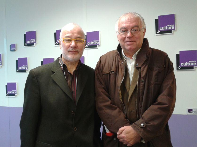 Claudy Lebreton et Laurent Davezies
