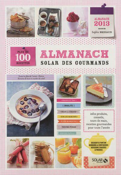 livre almananch