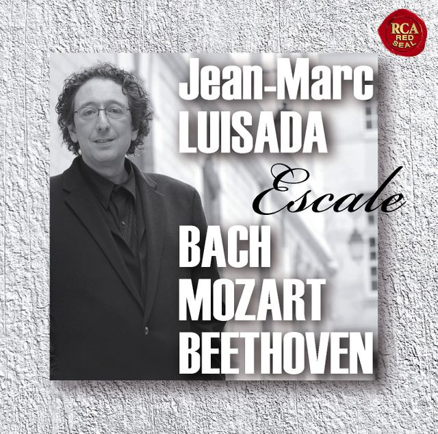 Escale, nouveau CD de Jean-Marc Luisada (RCA Red Seal)