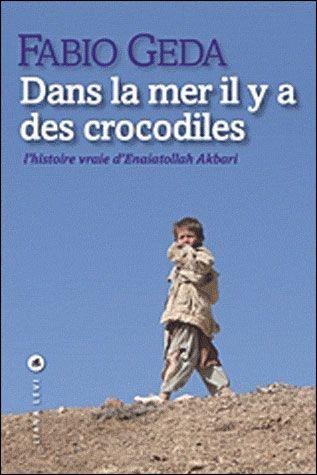 """Dans la mer il y a des crocodiles"""" de Fabio Geda"""