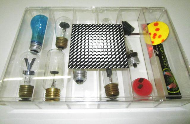 Bob Watts,  1972 - 1973 Light Flux kit