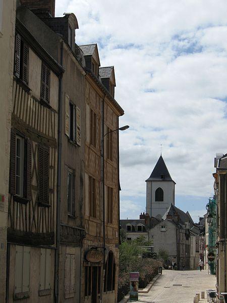 Orléans Rue de la Charpenterie