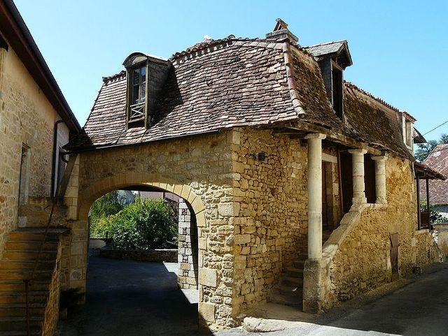 maison du 16ème siècle à Thiviers