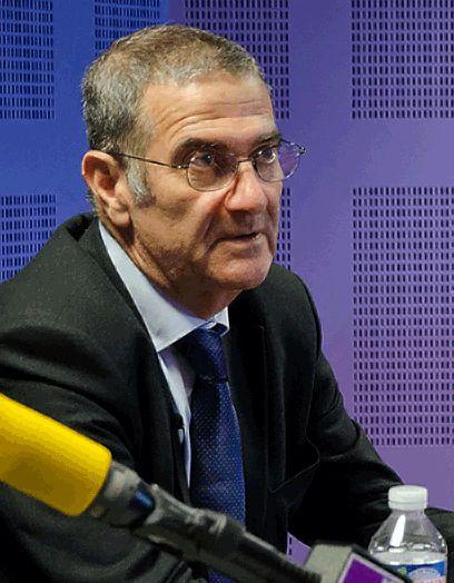 Serge Haroche, colauréat du prix Nobel de physique 2012