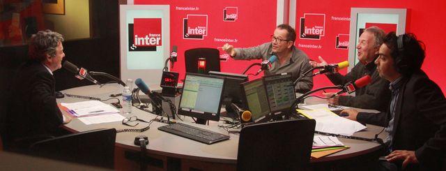 Jean-Louis Borloo en studio