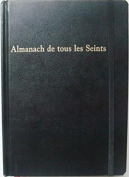 L'Almanach des Saints