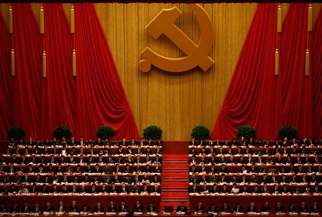 18e congrès en Chine
