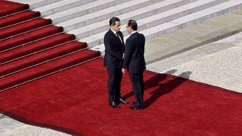 Passation Sarkozy Hollande