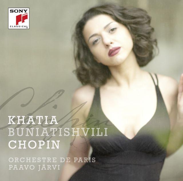 Chopin par Khatia Buniatishvili