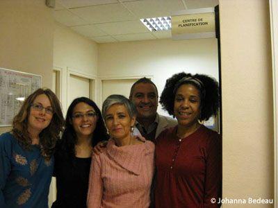 L'équipe de La Clinique des Lilas