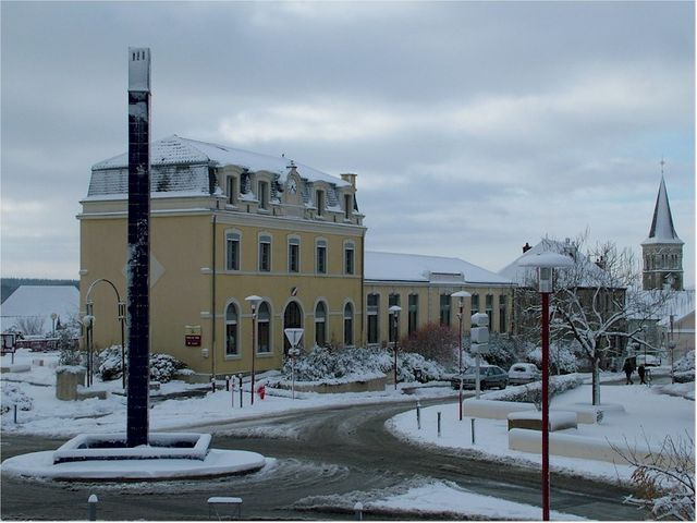 Mairie de Saint-Vallier