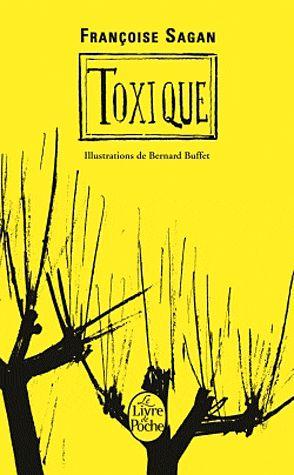 'Toxique' de Françoise Sagan en poche