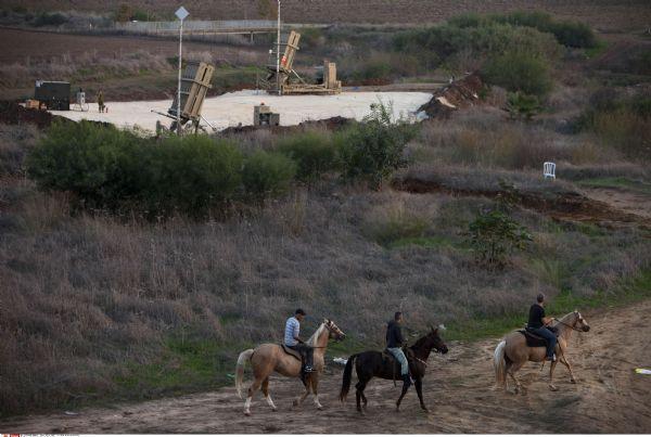 """Le dispositif anti-roquettes """"Iron Dome"""" est disséminé sur le territoire israélien"""