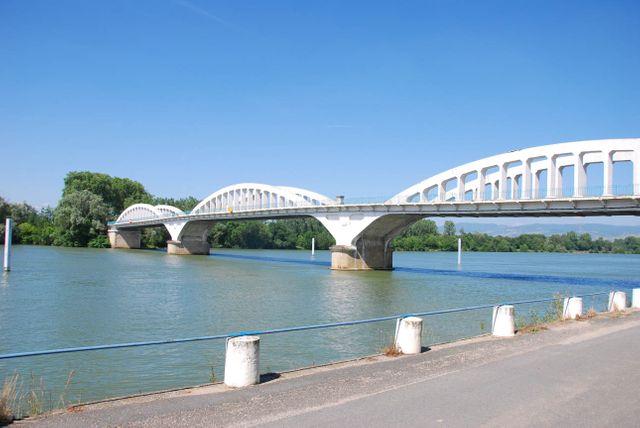 Bords de Saône à Thoissey