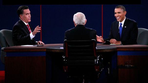 Débat télévisé Obama/Romney sur politique étrangère