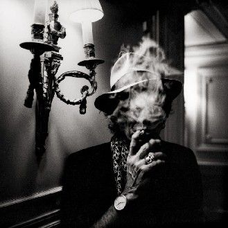 Keith Richards - © Richard Dumas