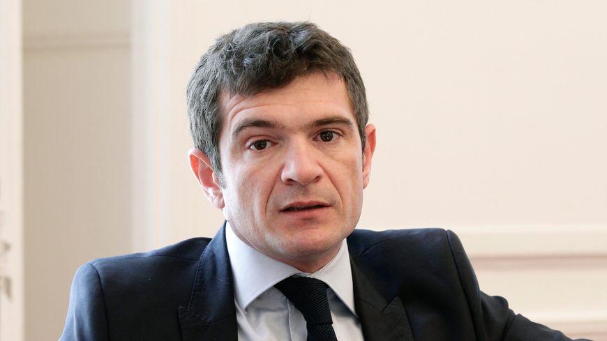 Benoist Apparu, député de la Marne