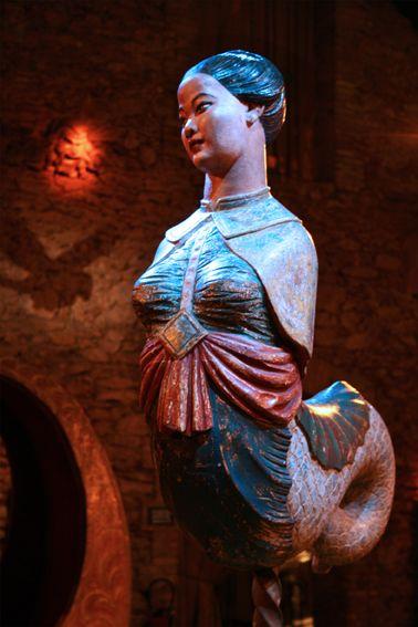 Sirène des Salons Vénitiens