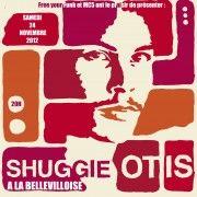 Shuggie Otis en concert à la Belleviloise