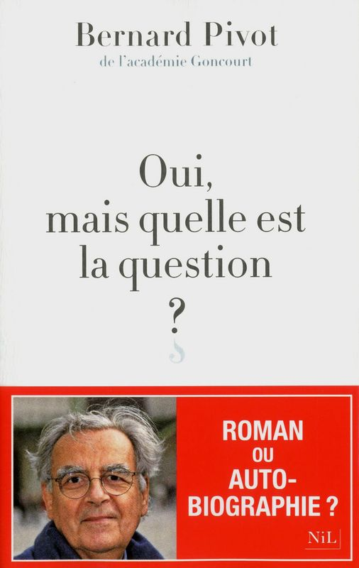 Couverture Quelle est la question B. Pivot