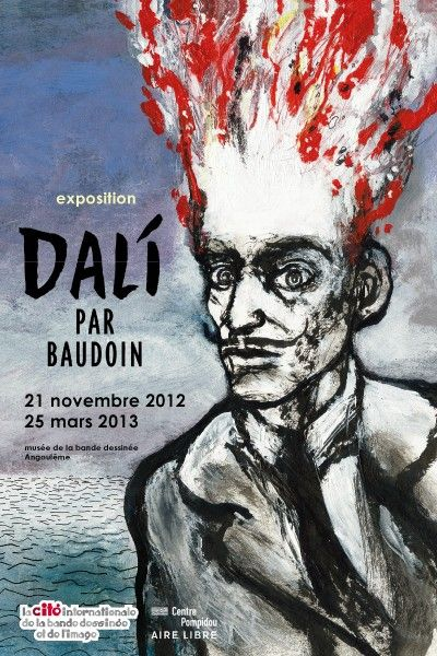 Dali par Baudoin