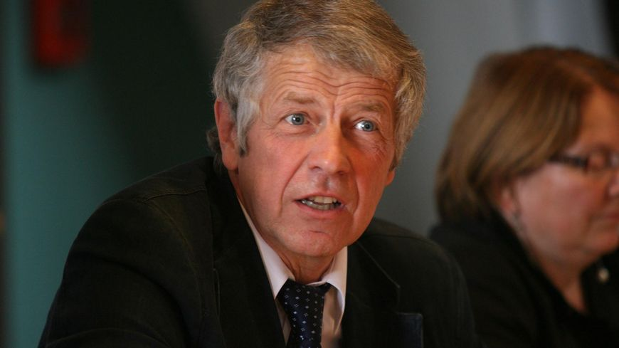 Gilles Demailly, maire d'Amiens
