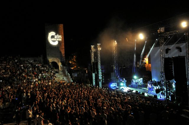 Public Festival Cargo Arles