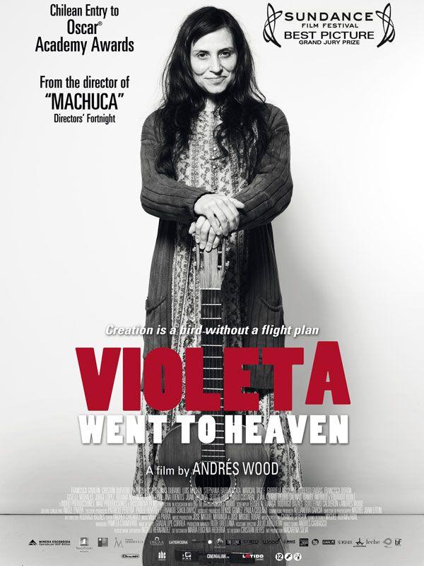 le Biopic sur Violeta Parra