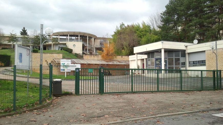 Le collège La Boétie de Sarlat