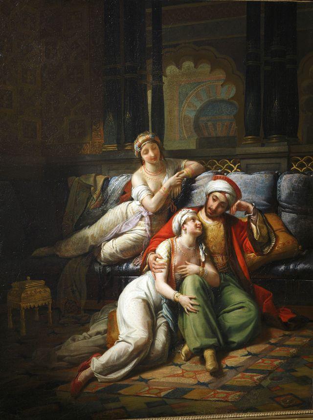 Ida Rubinstein et Vaslav Nijinsky