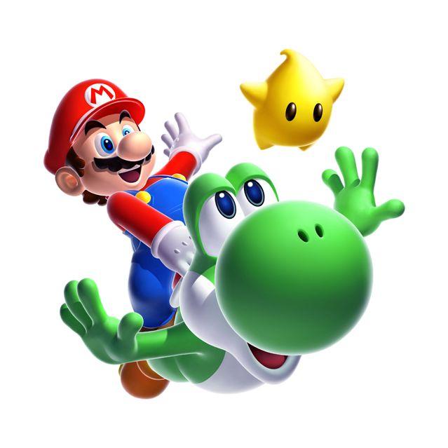 """Mario et Yoshi ne sont pas les seuls """"personnages"""" de Nintendo..."""